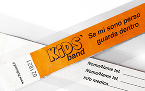 Bracciale Kids Band